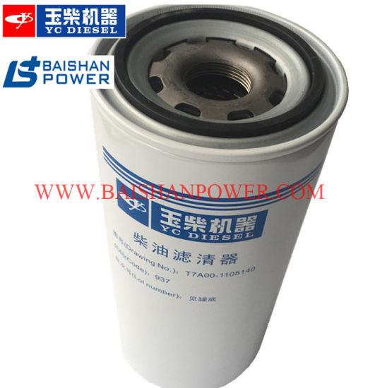 Mtu 10V1600 12V1600 Engine Fuel Filter X57508300028 Detroit Diesel Yuchai  Engine Volvo Filter  466634,477556,478736,3825133,3831236,466987-5,8193841,20