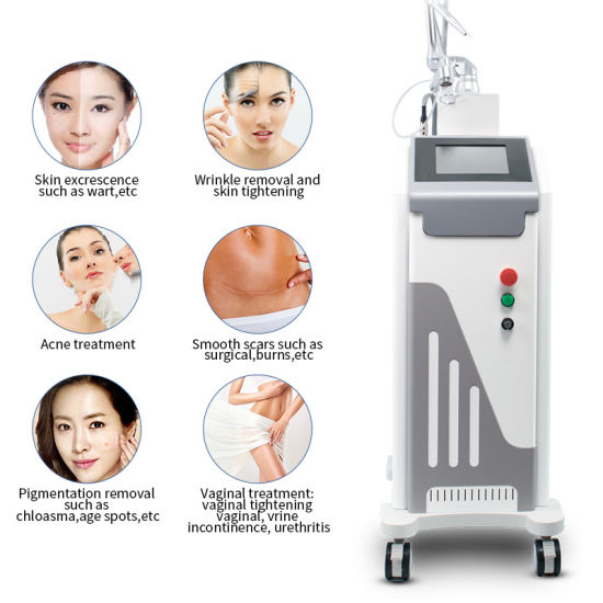 China Multi-Functional Skin Care Fractional CO2 Laser Beauty