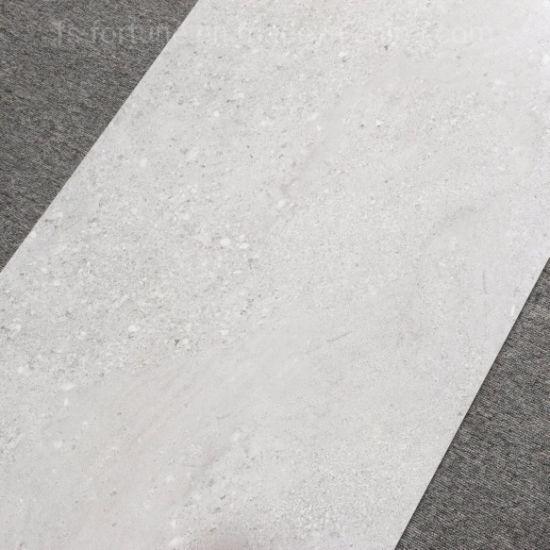 China 600x1200 Light Grey Granite Texture Non Slip Kitchen