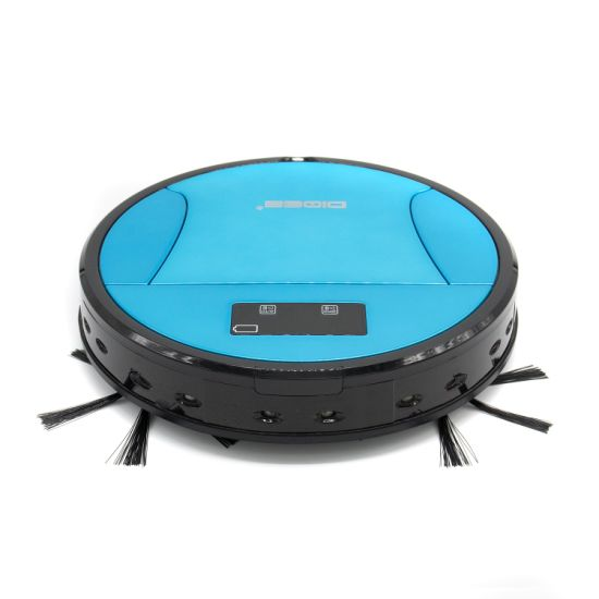 High Quality New Floor Cleaning Machine Mini Automatic Household Portable Robot Vacuum Cleaner Thin Smart Vacuum Cleaner