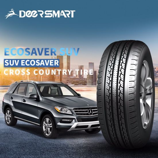 Factory Directly Supply SUV Car Tyre with Best Price 265/60r18