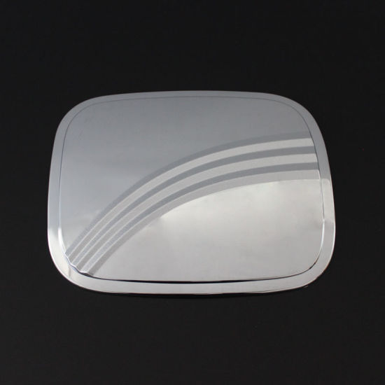 Ycsunz ABS Chromed Fuel Tank Cover for Hilux Revo 2015 Auto Exterior Accessories
