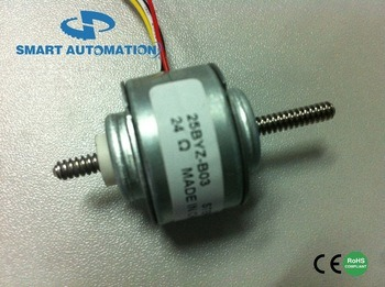 25mm Throughout Type Permanent Magnet Linear Stepper Motor