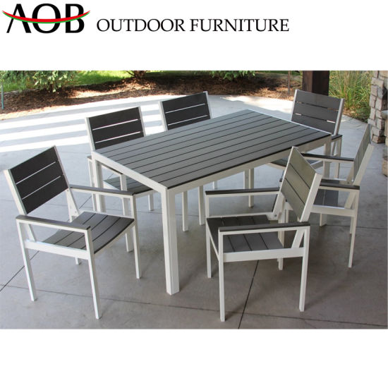 China Patio Dining Sets Outdoor Garden