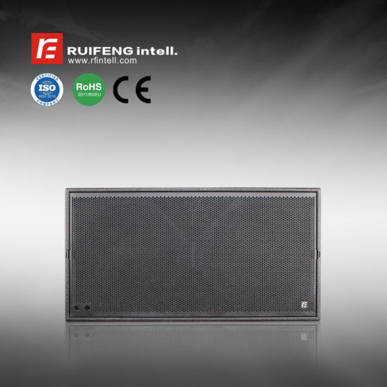 """Professional Speaker Line Array PA System Single 18"""" Sub Bass Speaker Low Pitch Subwoofer with Wa218"""
