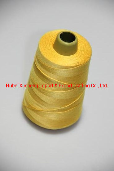 20/2 20/3 20/4 22/2 30/2 30/3 40/2 40/3 42/2 45/2 50/2 50/3 60/2 60/3 100% Spun Polyester Yarn for Sewing Thread
