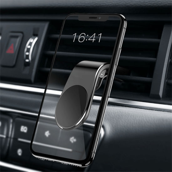 Universal Smartphone Car Air Outlet Mount Magnetic Car Air Vent Phone Holder
