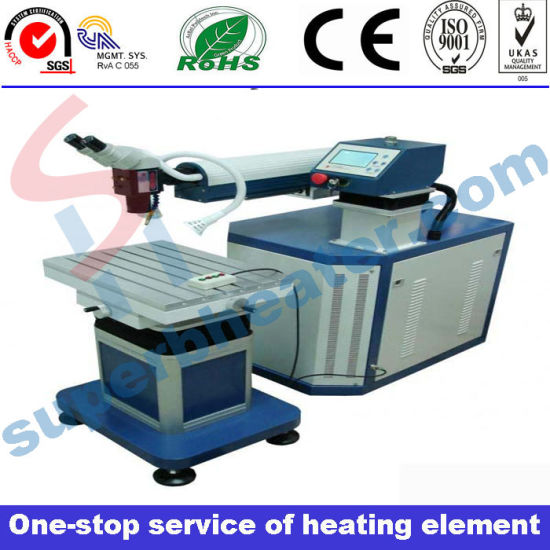 Cartridge Heaters Making and Production Laser Welding Machines pictures & photos