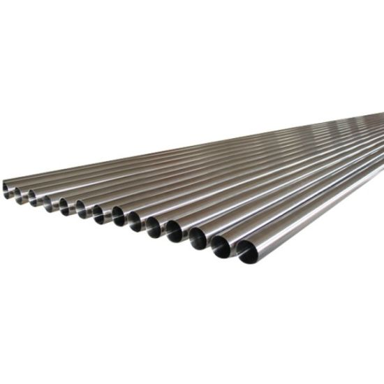 Customized Seamless 409 Stainless Steel Exhaust Tubing