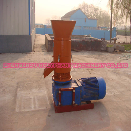 High Efficiency Factory Price Wood Pellet Mill pictures & photos