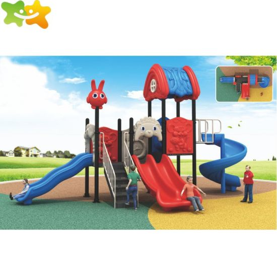 S012 Soft Real Touch Fast Shipping Top Quality Playground Slide
