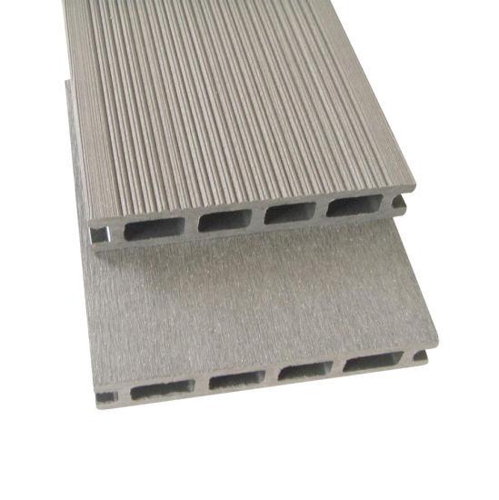 Eco Friendly WPC Decking Board (HO02515-C)