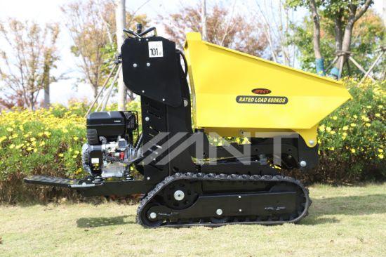 Ant Mini Dumper Power Barrow Hydraulic Transmission Truck Crawler By600L