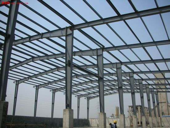 Steel Structure Building Warehouse (SS-528)
