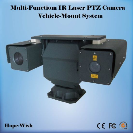 16 Km Detection Uncooled Thermal Camera for Military Vehicle pictures & photos