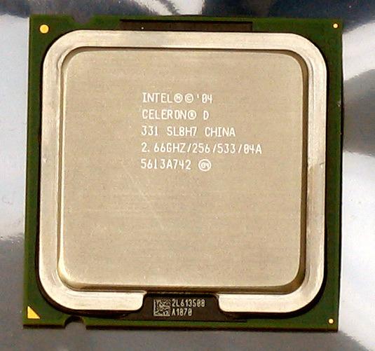 Used Intel Pentium 4 CPU 530/3.0GHz 1M, 800MHz Desktop