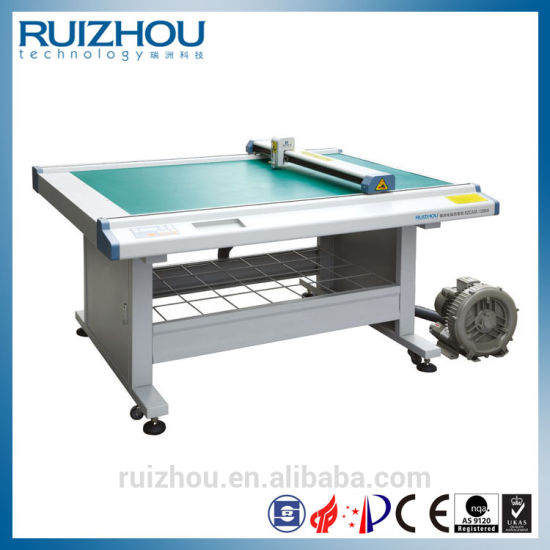 Advanced and Scientific Digital Paper Pattern Cutting Machine