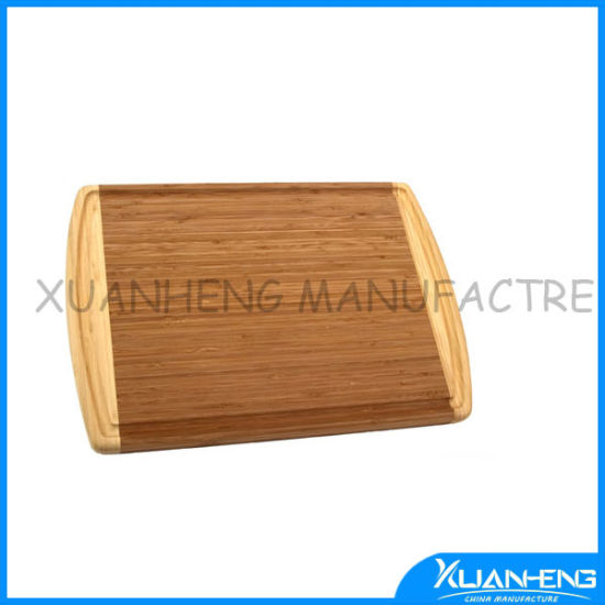 Side Pressure Bamboo Kitchen Cutting Boards
