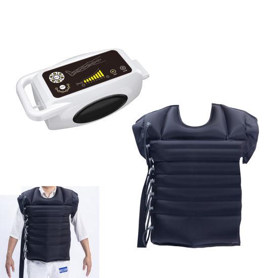 Portable T Shirt Blood Circulation Leg Beauty Instrument Presoterapia Machine