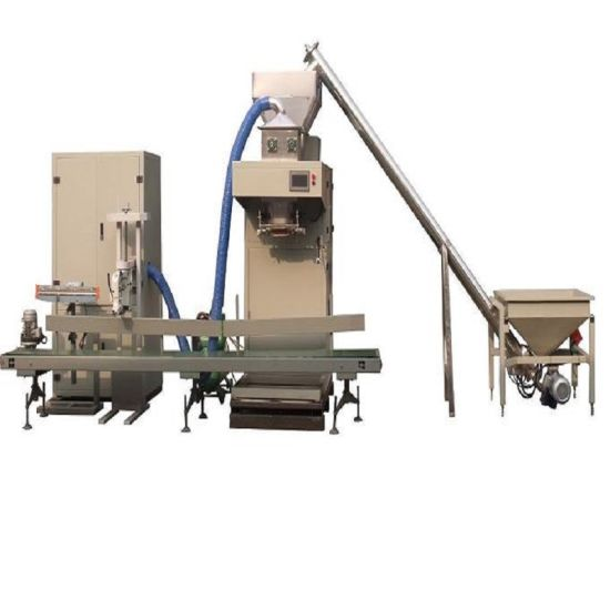 (14years factory) Dry Powder Mortar Cement Sand Bagging/Weighing/Filling/Packing/Packaging Machine