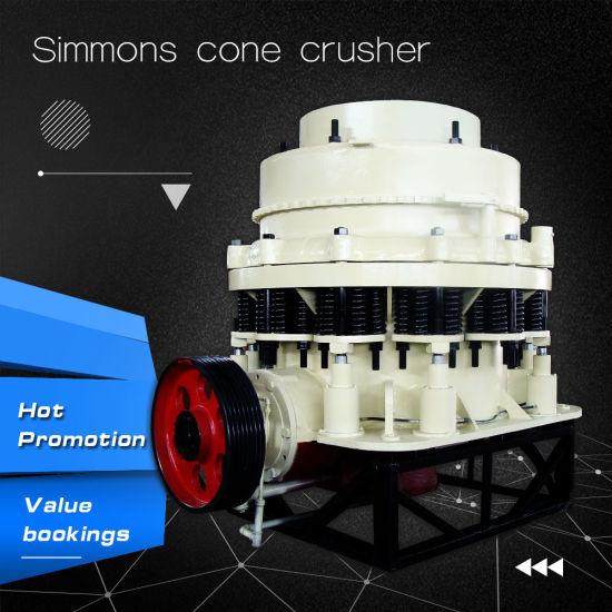 China symons cone crusher manual made by zhongxin heavy industry.