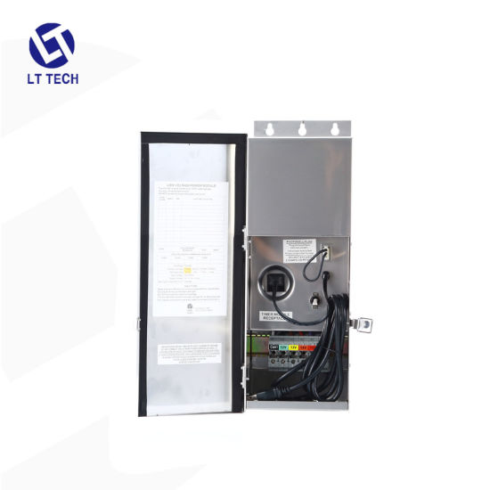 New Elegant 12 22vac Low Voltage Transformer For Outdoor Courtyard Landscape Lighting China Low Voltage Transformer Led Landscape Light Made In China Com