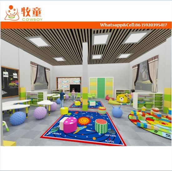 Flexible Classroom Used Preschool Tables and Chairs