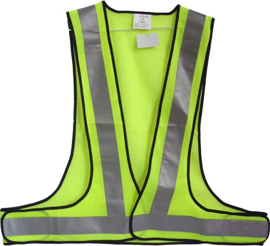 Hot Selling High Visibility Classic Reflective Safety Vest