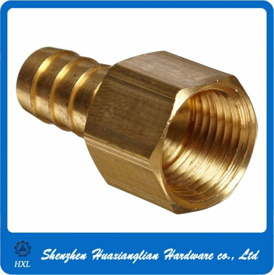 OEM Factory Made Precision Customized Brass CNC Lathe Turning Part pictures & photos