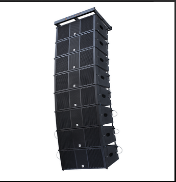 Active Double 10 Inch Line Array Church Sound for Indoor and Outdoor Cover 3000 People with 1000 Watts