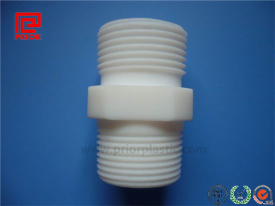 100% Virgin Material Teflon Precision Part pictures & photos