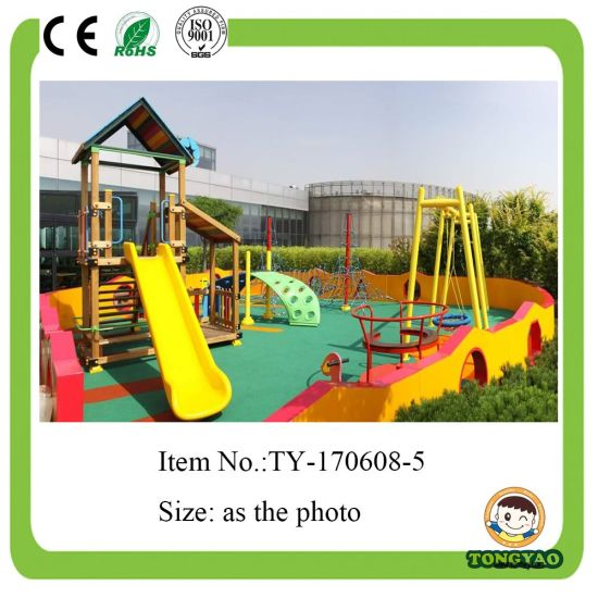 Outdoor Kids Playground Equipment (TY-170608-5) pictures & photos