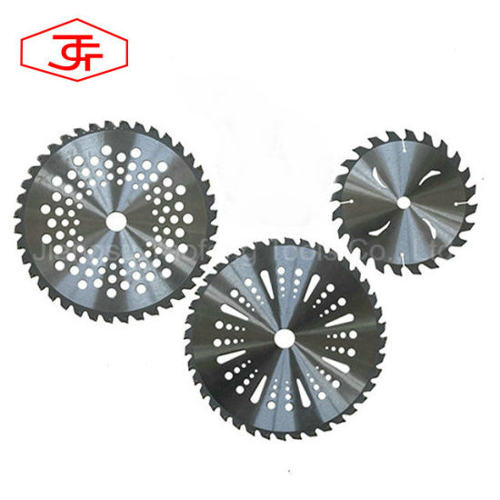 Garden Tools Tct Circular Saw Blade for Cutting Grass pictures & photos