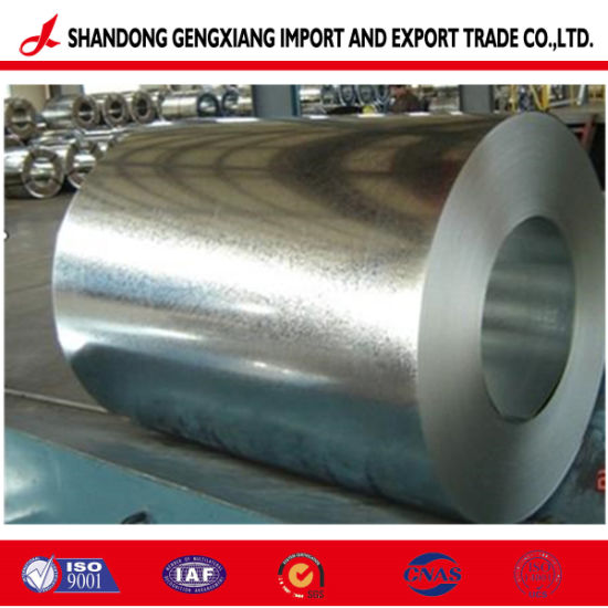 China Cheap Galvanized Steel in Coil for Roofing Sheet India