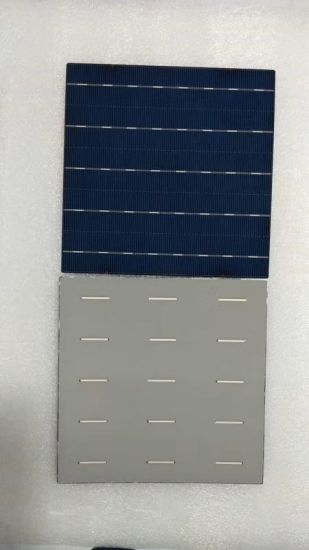 18.6 Poly Solar Cell for 270W, 275W, 280W Solar Panel pictures & photos