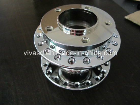 CNC Metal Precision Machining Bicycle Custom Parts/_Motorcycle_Wheel_Hub pictures & photos