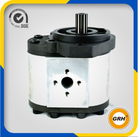 3PF Cast Iron Stackable Single Pump Hydraulic Gear Oil Pump