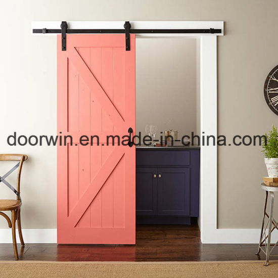 China Simple Design Factory Direct Interior Doors K Type Brightly