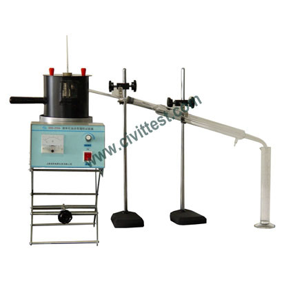 Cut-Back Asphalt Water Content Tester Distillation Test Apparatus pictures & photos