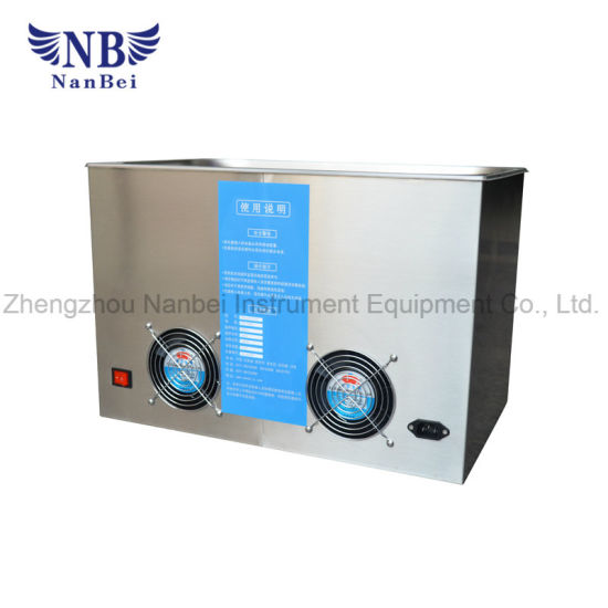 Cleaning Equipment 10L of Jewelry Digital Ultrasonic Cleaner pictures & photos