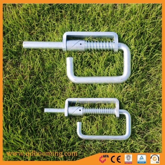 China Slam Catch With 60mm Bright Bar Shoot Pins China Gate Catch Awesome Slam Metal Quotes