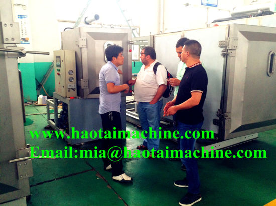 Vacuum Freeze Drying Equipment for Mushrooms pictures & photos