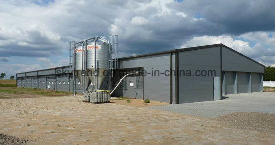 China Prefab Metal Horse Barns - China Prefabricated House