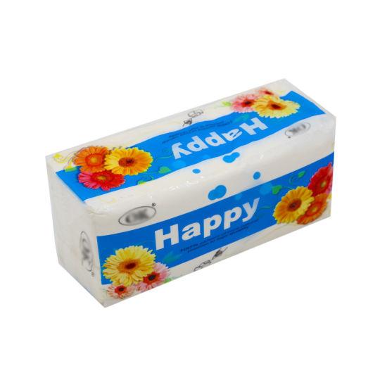Eco-Friendly Soft Custom Printed Facial Tissue Paper