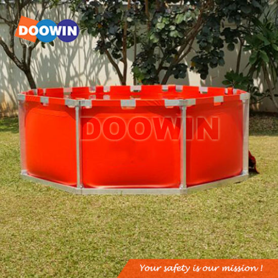 China Frame Style Portable Open Top Water Tank - China Frame
