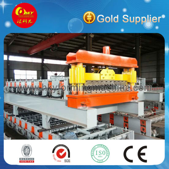 Roof and Wall Roll Forming Machine pictures & photos
