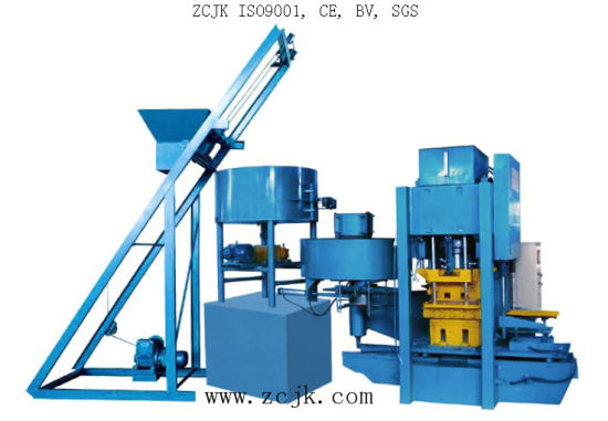 Zcjk120 Roof Tile And Artificial Stone Making Machine