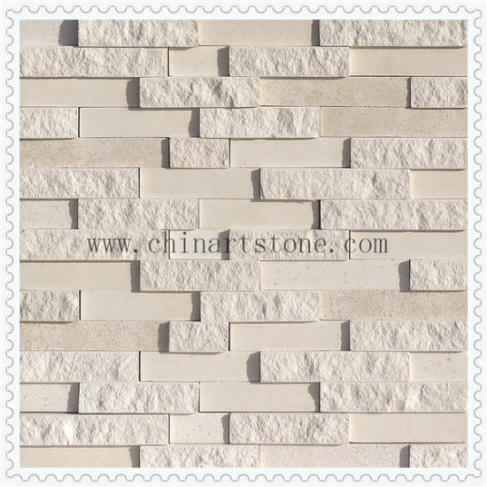 Nature Split 3D Marble Mosaic for Decoration Wall