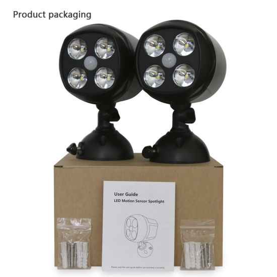 Mini Factory Price Indoor Room Human Induction Light pictures & photos