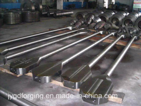 Forging AISI4140 SAE4140 Steel Link Connecting Rod pictures & photos
